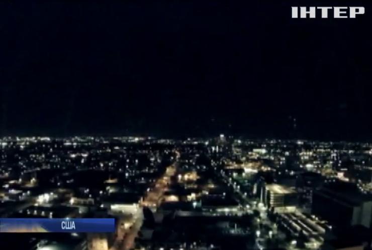 Над американським містом Фінікс відбулося дивне явище (відео) - ЗМІ