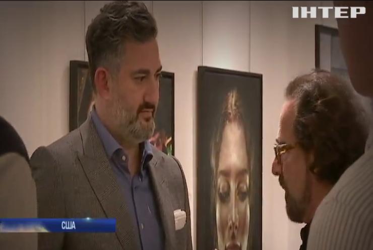 Культурная дипломатия: украинские художники выставили в Нью-Йорке свои картины