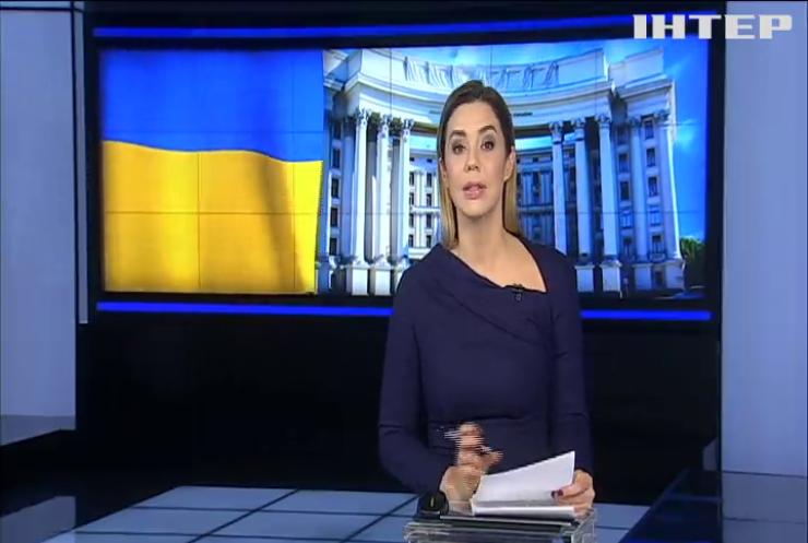 З України видворили білоруського дипломата