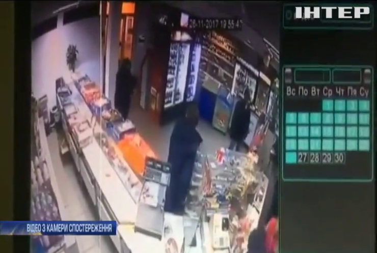 Син депутата зізнався у пограбуванні магазину