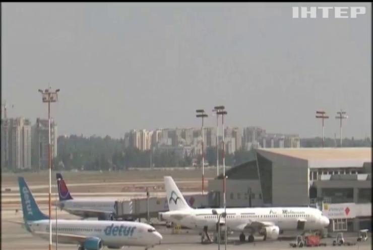 """Аеропорт """"Бен Гуріон"""" зупиниться через страйк"""