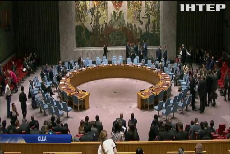 Поле битвы - ООН: США призывают все государства мира к тотальной блокаде КНДР