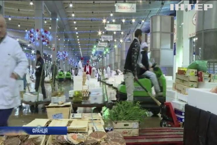 В Парижі відкрився найбільший в світі оптовий ринок