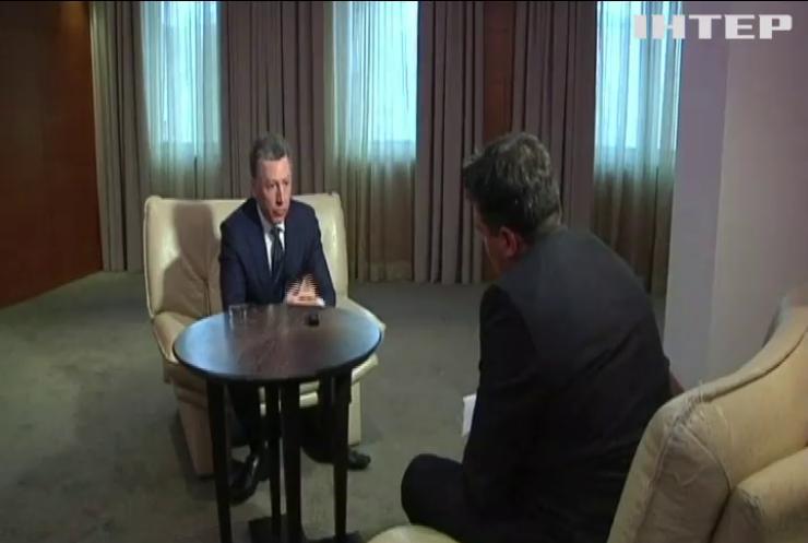 Волкер и Сурков проведут четвертый раунд переговоров по Украине
