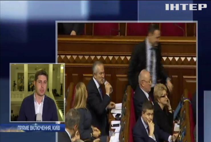 Соболєв заважав працювати членам антикорупційного комітету - депутат
