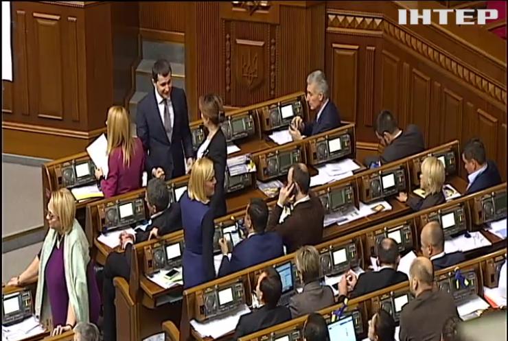 В проекті бюджету депутати заклали собі підвищення зарплат
