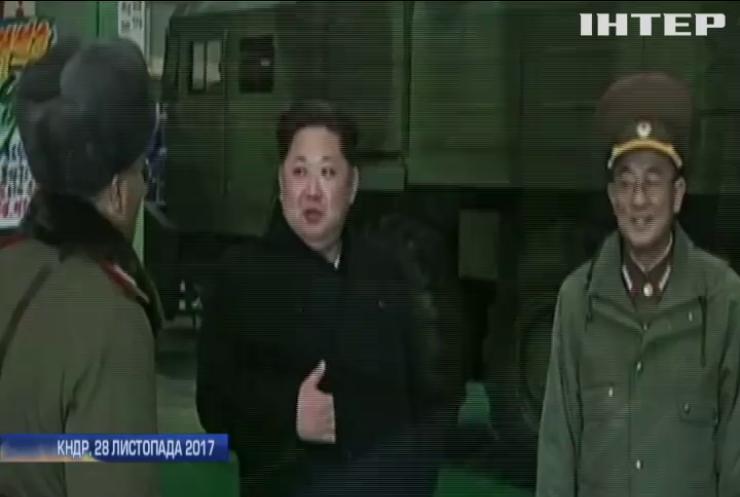 В КНДР вважають неминучою війну зі США