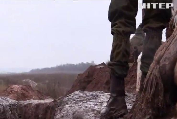 Військових під Новолуганським накрили 120-мм артилерією