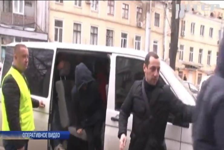 В Одесской квартире обнаружили российских нелегалов (видео)