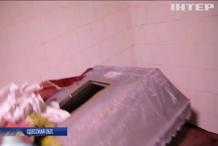 В Одесской области чиновники боятся похоронить мумию Котовского
