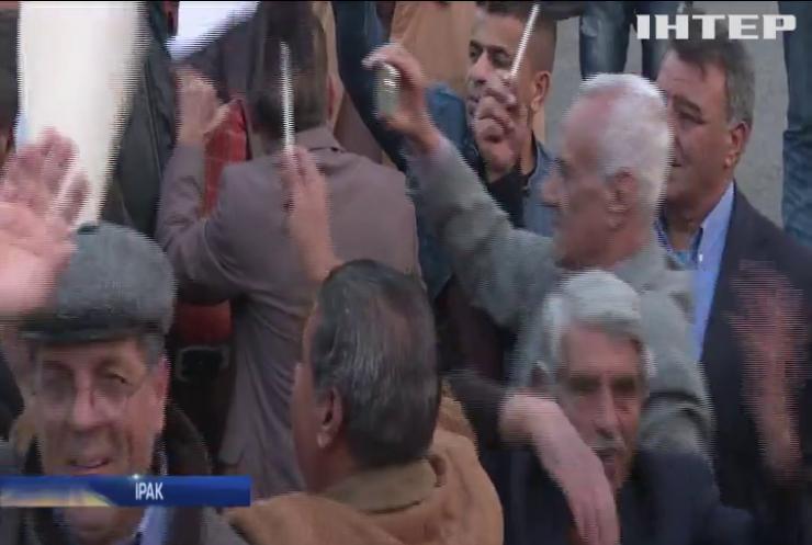 Ірак святкує перемогу на ІДІЛ
