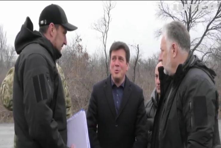 В Авдеевку проведут газопровод в обход оккупированных территорий