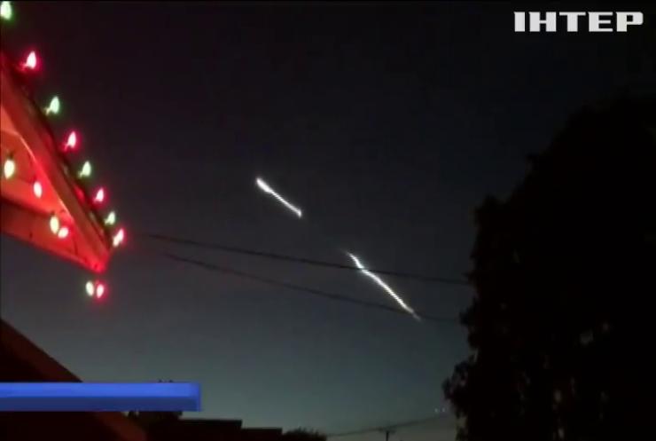 """В США ракету """"Фалькон 9"""" приняли за инопланетное вторжение"""