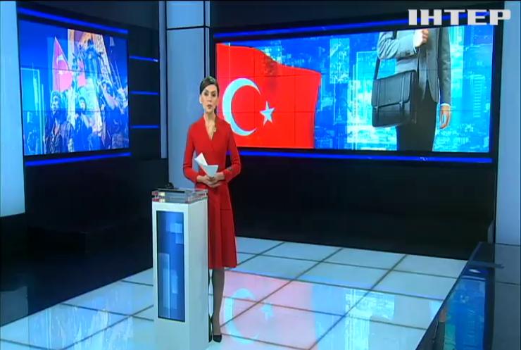 В Турции уволили три тысячи человек из-за участия в госперевороте