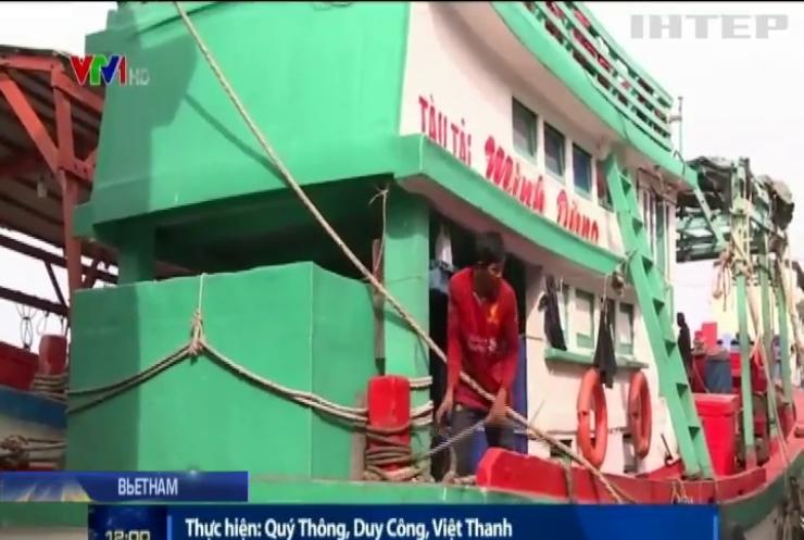 Тайфун во Вьетнаме: миллионы людей готовятся покинуть свои дома