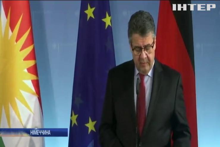 Україна не стане членом Євросоюзу у найближчі роки - Зігмар Габріель