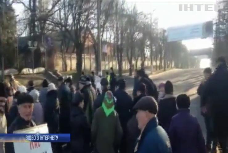 """У Миколаєві працівники """"Укроборонпрому"""" вимагають заплатити борги по зарплатам"""