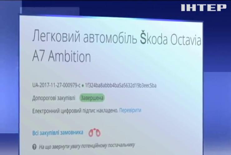 Комунальники Івано-Франківська купили дорогий автомобіль