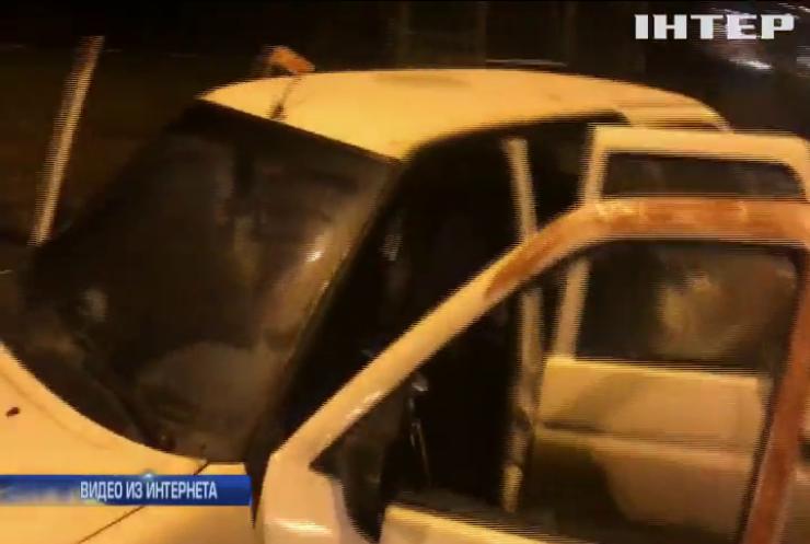 Полиция Харькова ищет банду грабителей