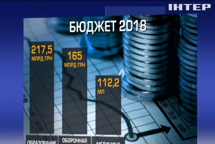 Бюджет 2018: Порошенко подписал главную смету страны