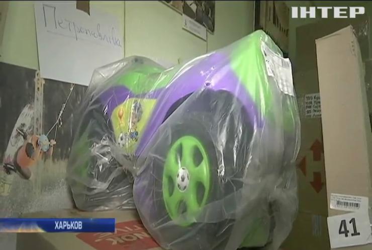 Волонтеры приготовили подарки детям из прифронтовой зоны