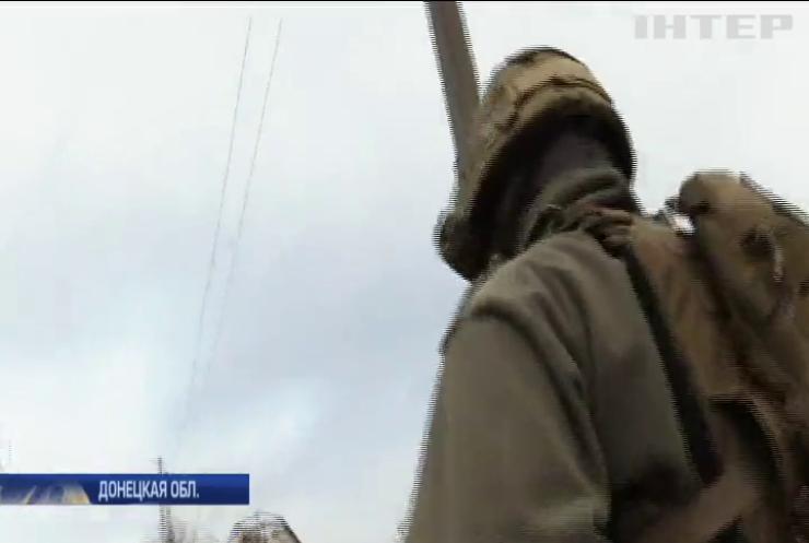 Война на Донбассе: Рождественская тишина продержалась не более суток