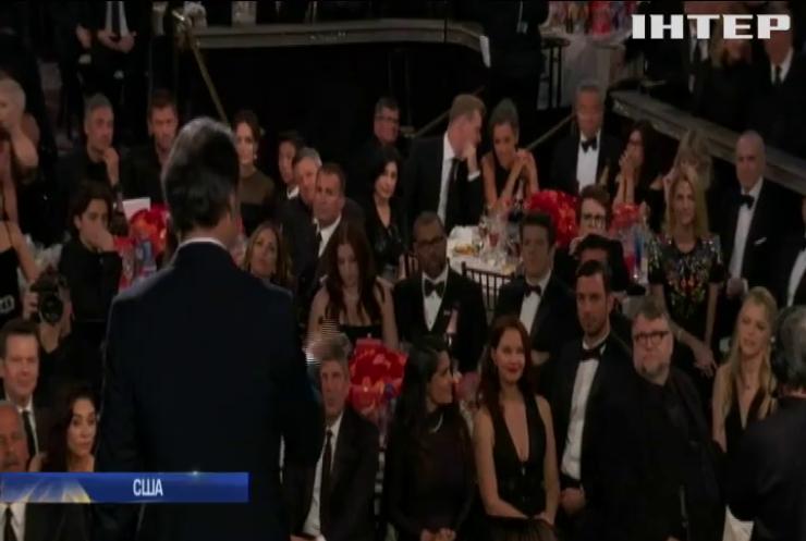"""""""Золотой глобус"""": звезды пришли на церемонию в черных нарядах"""