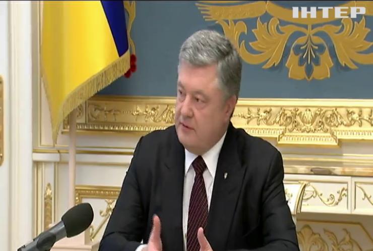 Порошенко поблагодарил полицию за расследование убийства Ноздровской