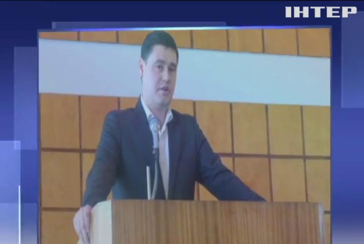 В Одессе сбежал от спецназа чиновник-коррупционер