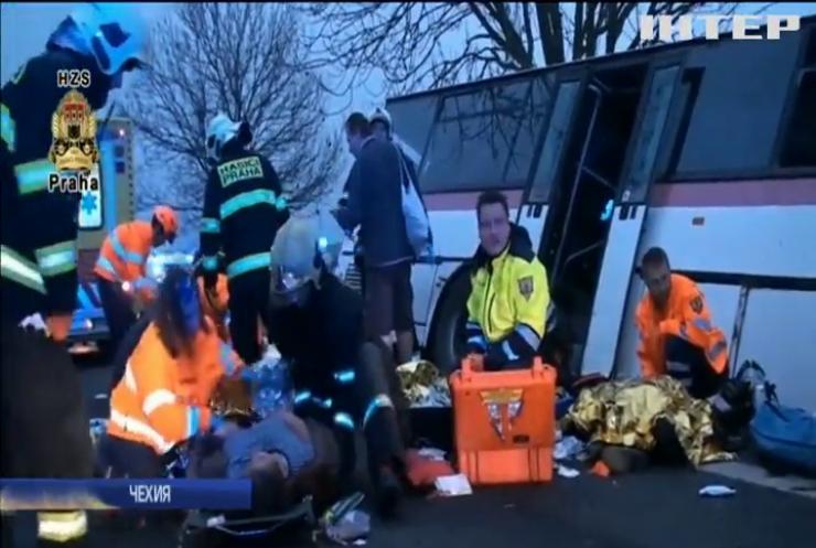 ДТП в Чехии: украинцев среди пострадавших нет - МИД