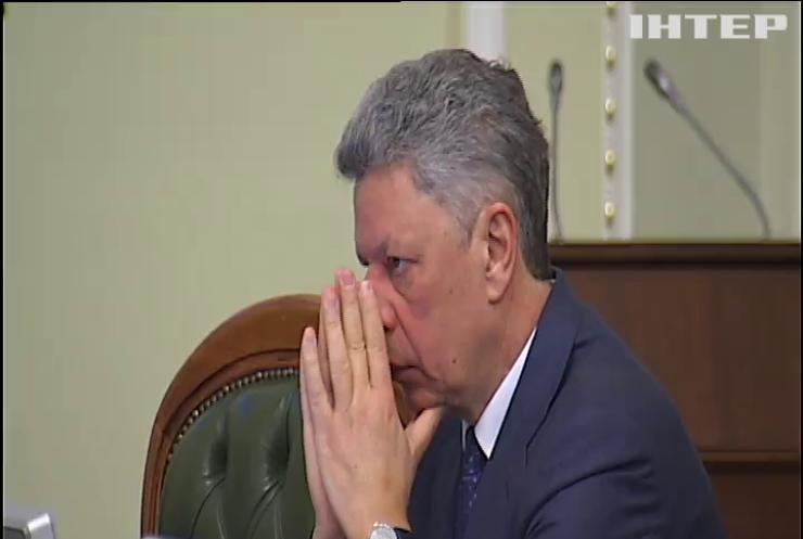 Верховная Рада рассмотрит закон о реинтеграции Донбасса