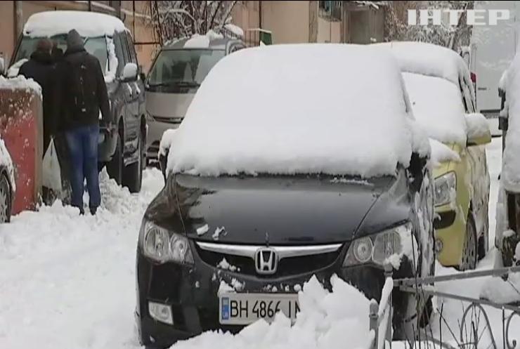 На Україну насувається потужна негода