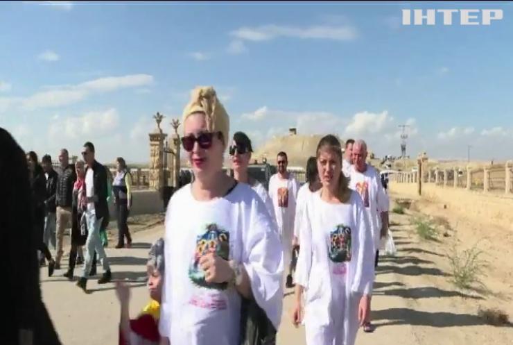 До Йордану прибули тисячі прочан з усього світу