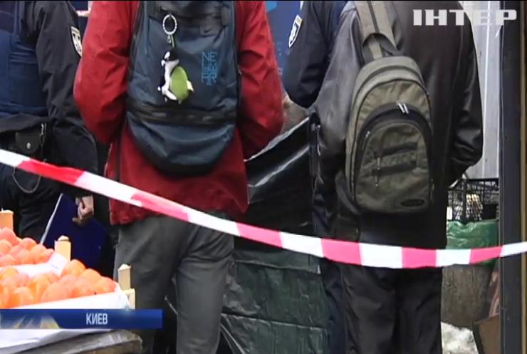 """Перестрелка в Киеве: """"охранные фирмы"""" не поделили зал игровых автоматов"""