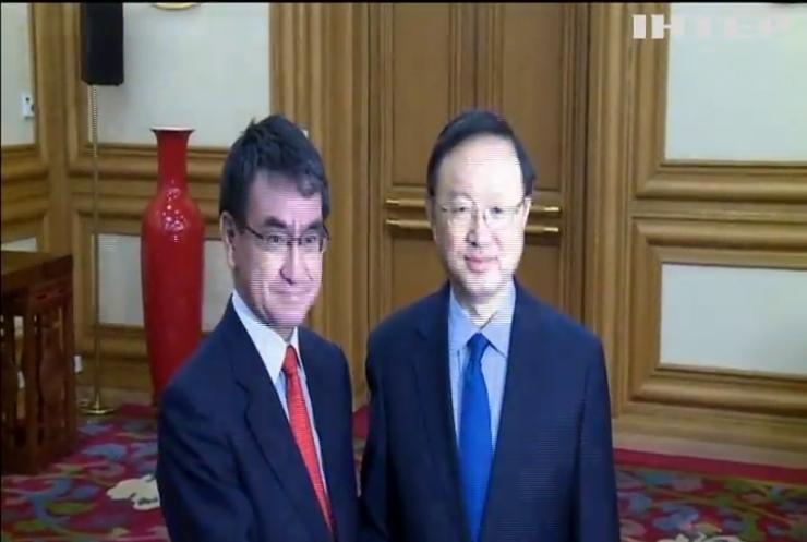 Китай та Японія відновлюють співпрацю у військовій сфері