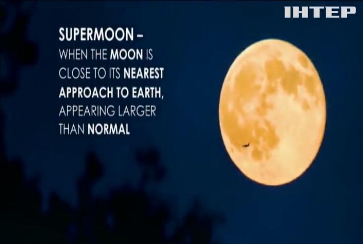 NASA транслюватиме рідкісне небесне шоу у прямому ефірі