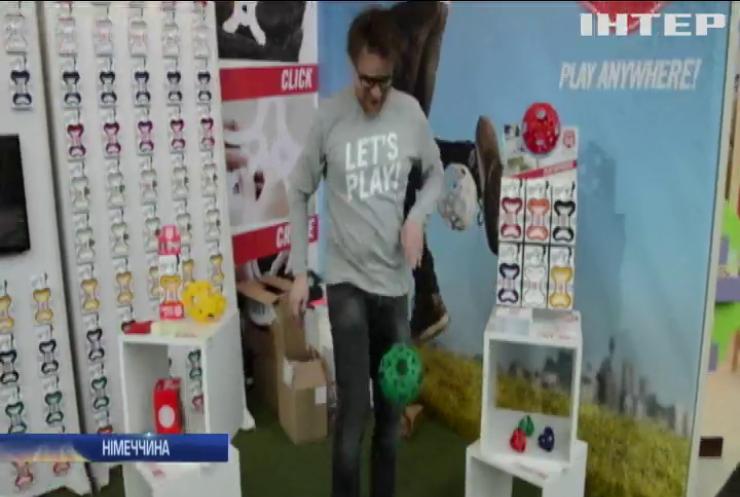 В Німеччині на виставці зібралися 3 тисячі виробників іграшок