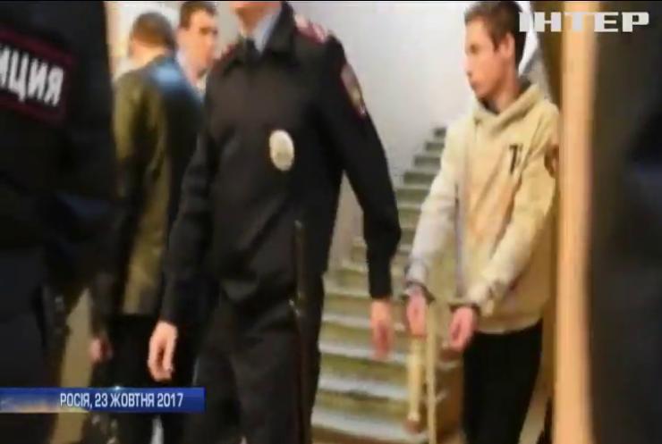 Українець Павло Гриб залишиться під арештом у Росії