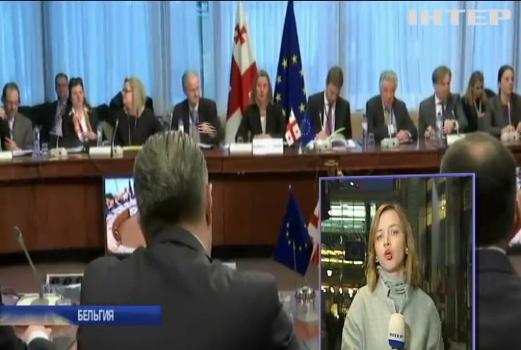 Евросоюз похвалил Грузию за антикоррупционные реформы