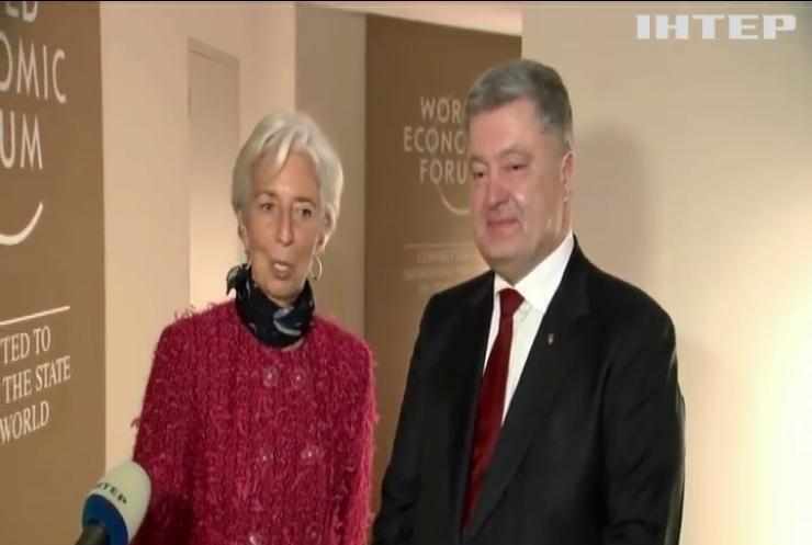 Україна виплатила МВФ частину боргу