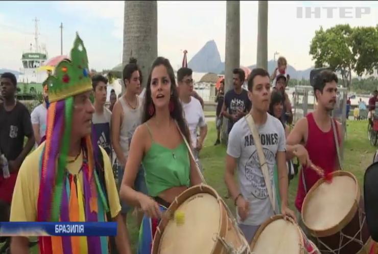 Карнавал у Ріо-де-Жанейро: музиканти платитимуть за участь у святі