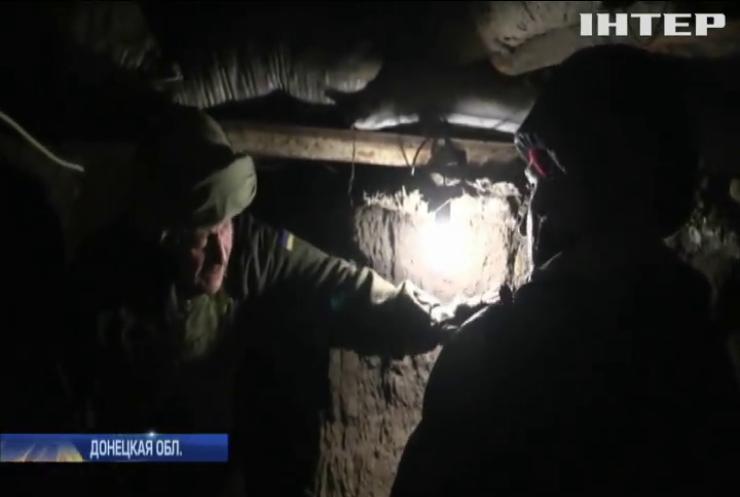 Война на Донбассе: противник отправил на фронт молодежь
