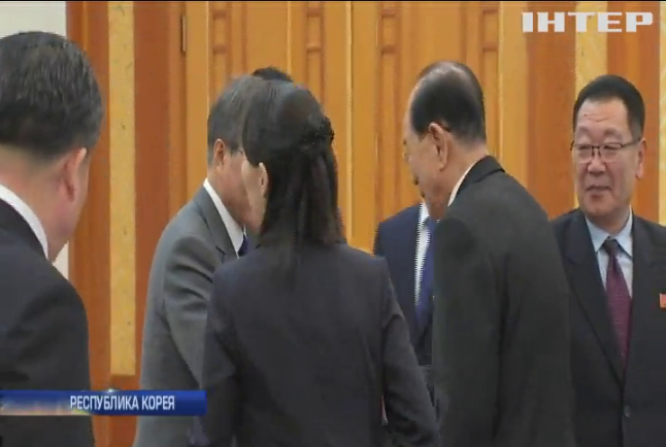 Ким Чен Ын позвал президента Южной Кореи в гости