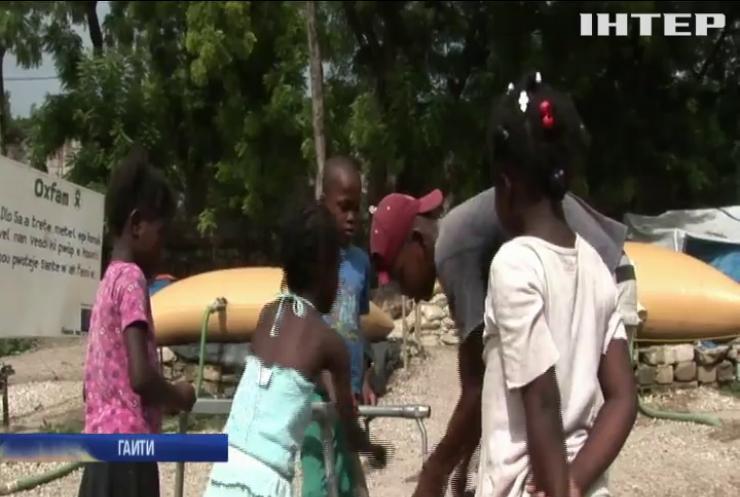 Землетрясение на Гаити: шокирующие подробности о спасательной миссии OXFAM