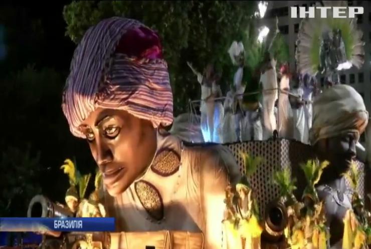 Карнавал у Ріо-де-Жанейро побачать півтора мільйона туристів