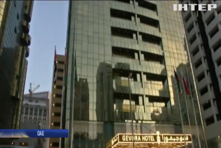 В Дубаї відкрили найвищий в світі готель