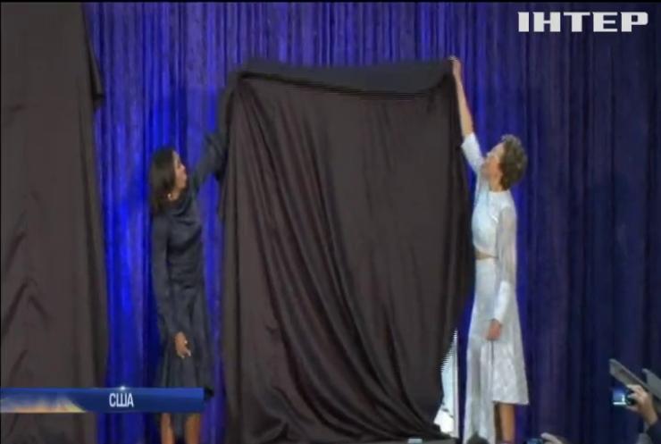 Барак Обама презентував офіційний портрет (відео)