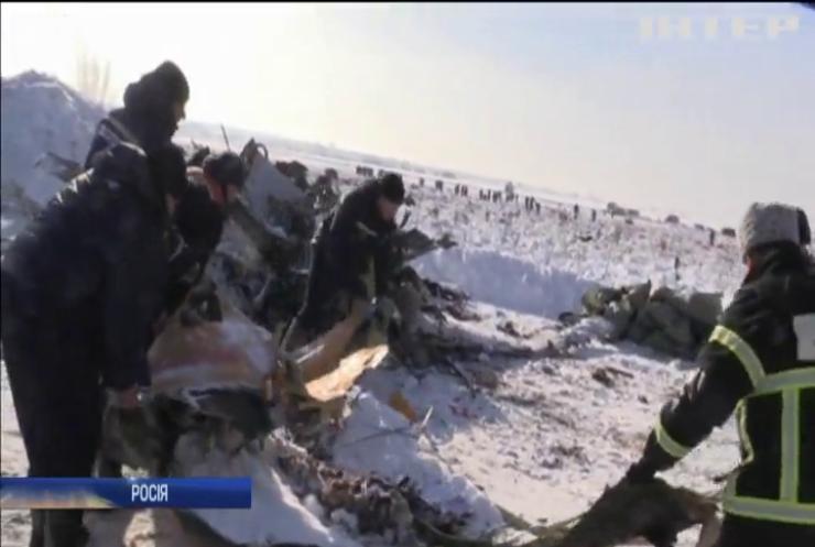"""Авіакатастрофа """"АН-148"""": з'явилися перші дані з бортових самописців літака"""
