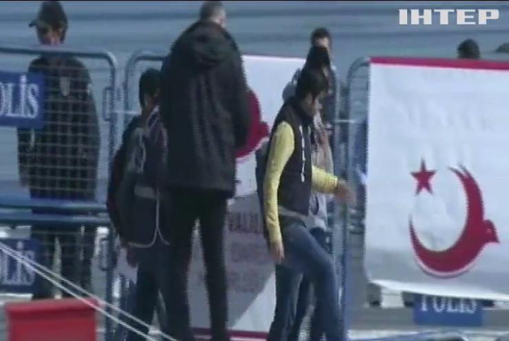 Потік біженців до Євросоюзу стрімко зменшується