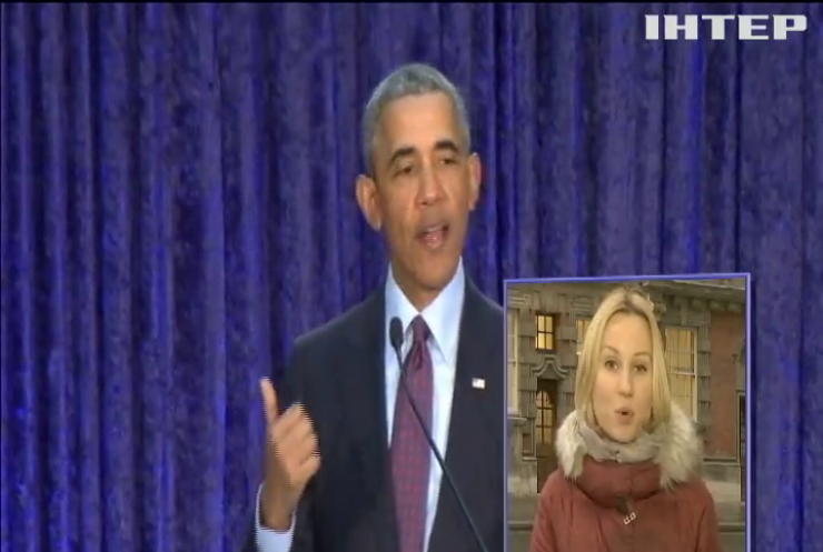 Барак Обама получил письмо с угрозами и белым порошком